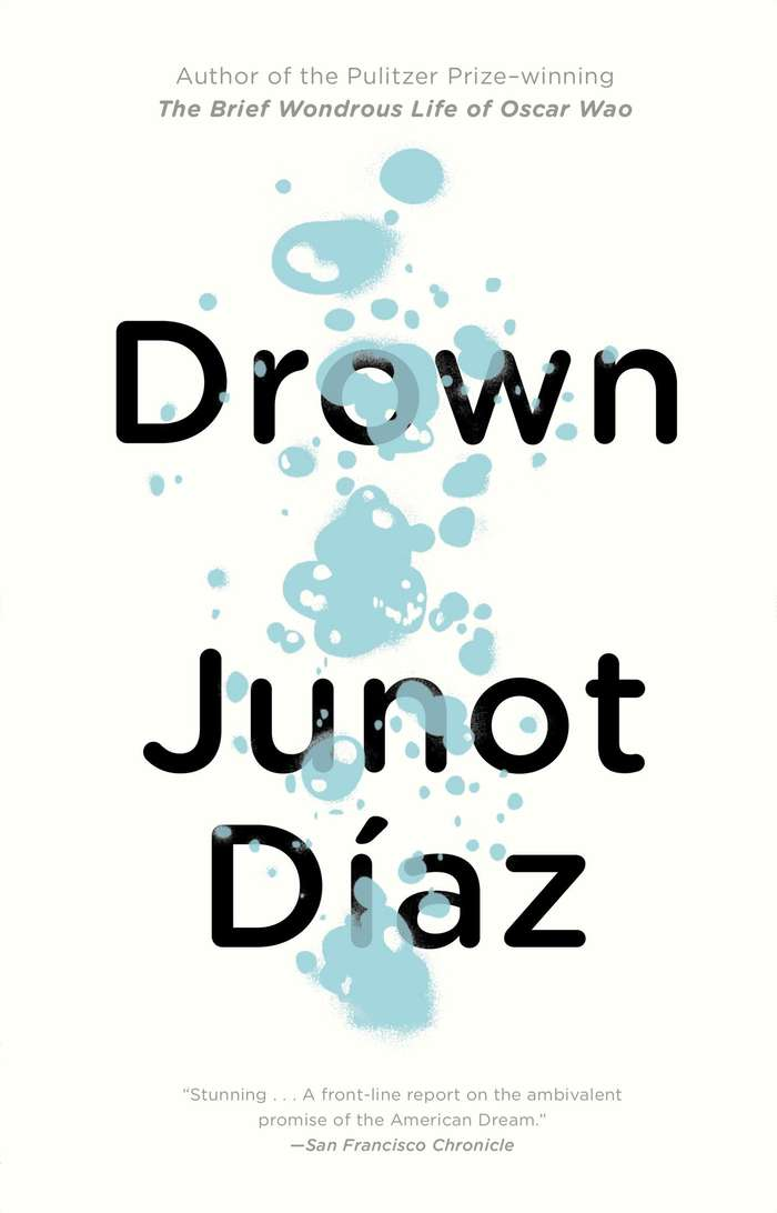 Book Review:  Drown by Junot Diaz