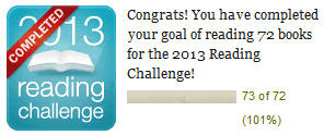 75 Books in 365 Days