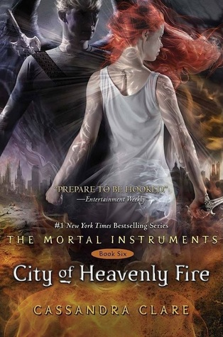 Book Review: City of Heavenly Fire by Cassandra Clare