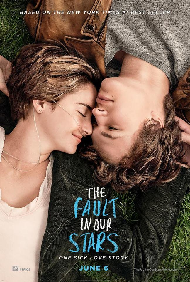 When Books Become Movies:  The Fault in Our Stars