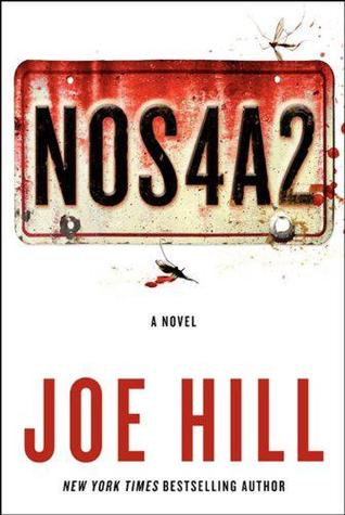 Book Review: NOS4A2 by Joe Hill