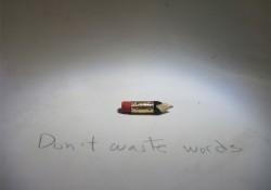 write short