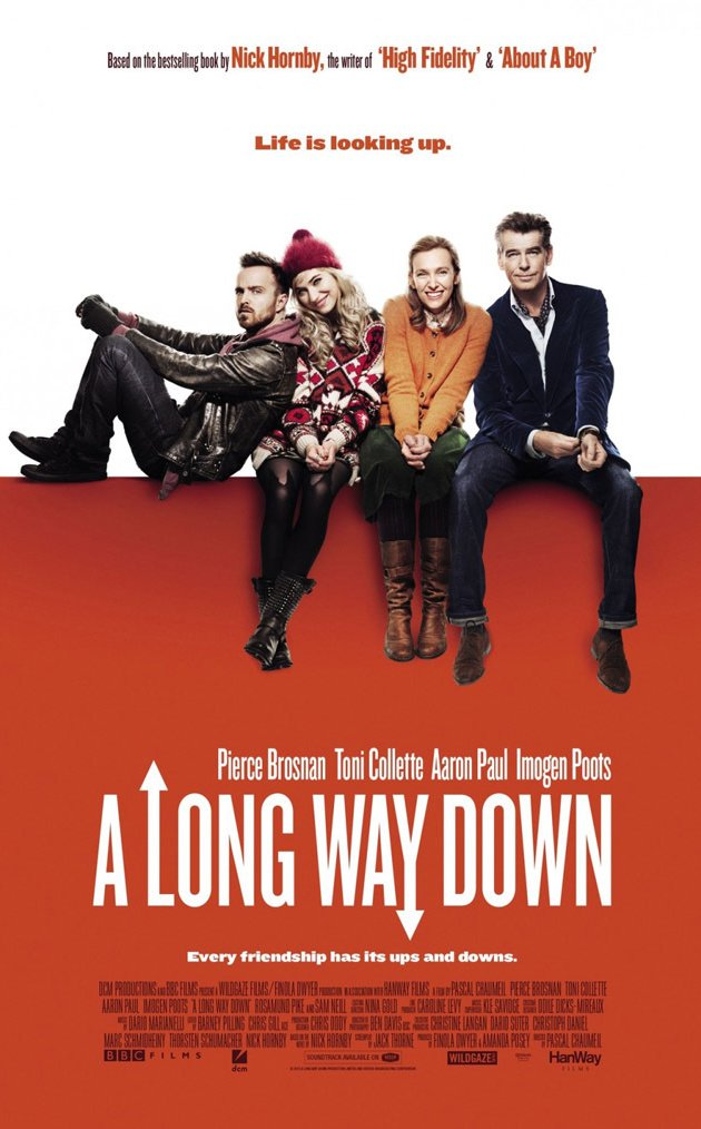 When Books Become Movies:  A Long Way Down