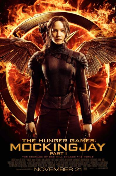 When Books Become Movies:  Mockingjay, Part 1
