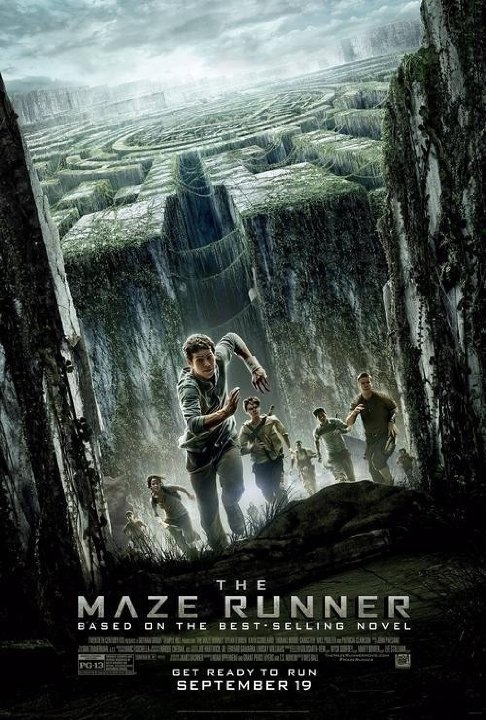 When Books Become Movies:  The Maze Runner