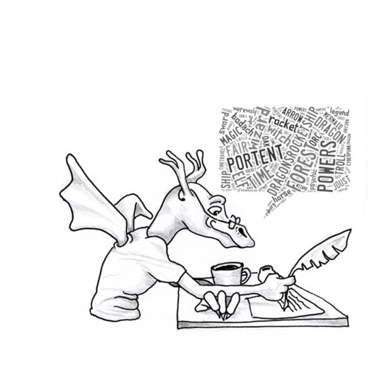 dragonwriting