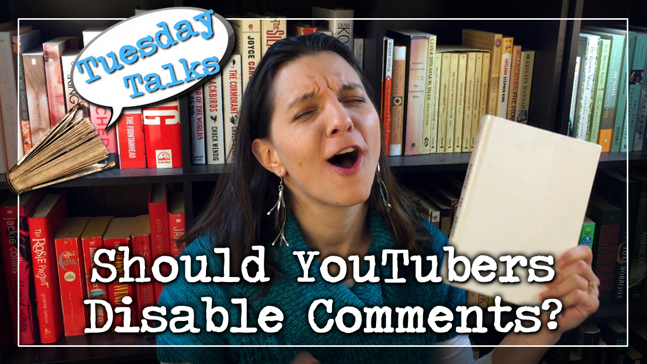 Tuesday Talks: Should YouTubers Disable Comments?