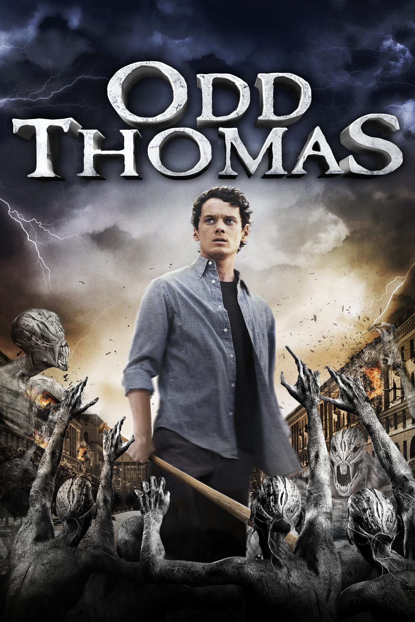 When Books Become Movies: Odd Thomas