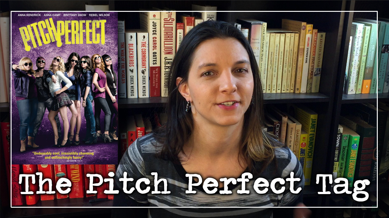 BookTube Video: The Pitch Perfect Book Tag