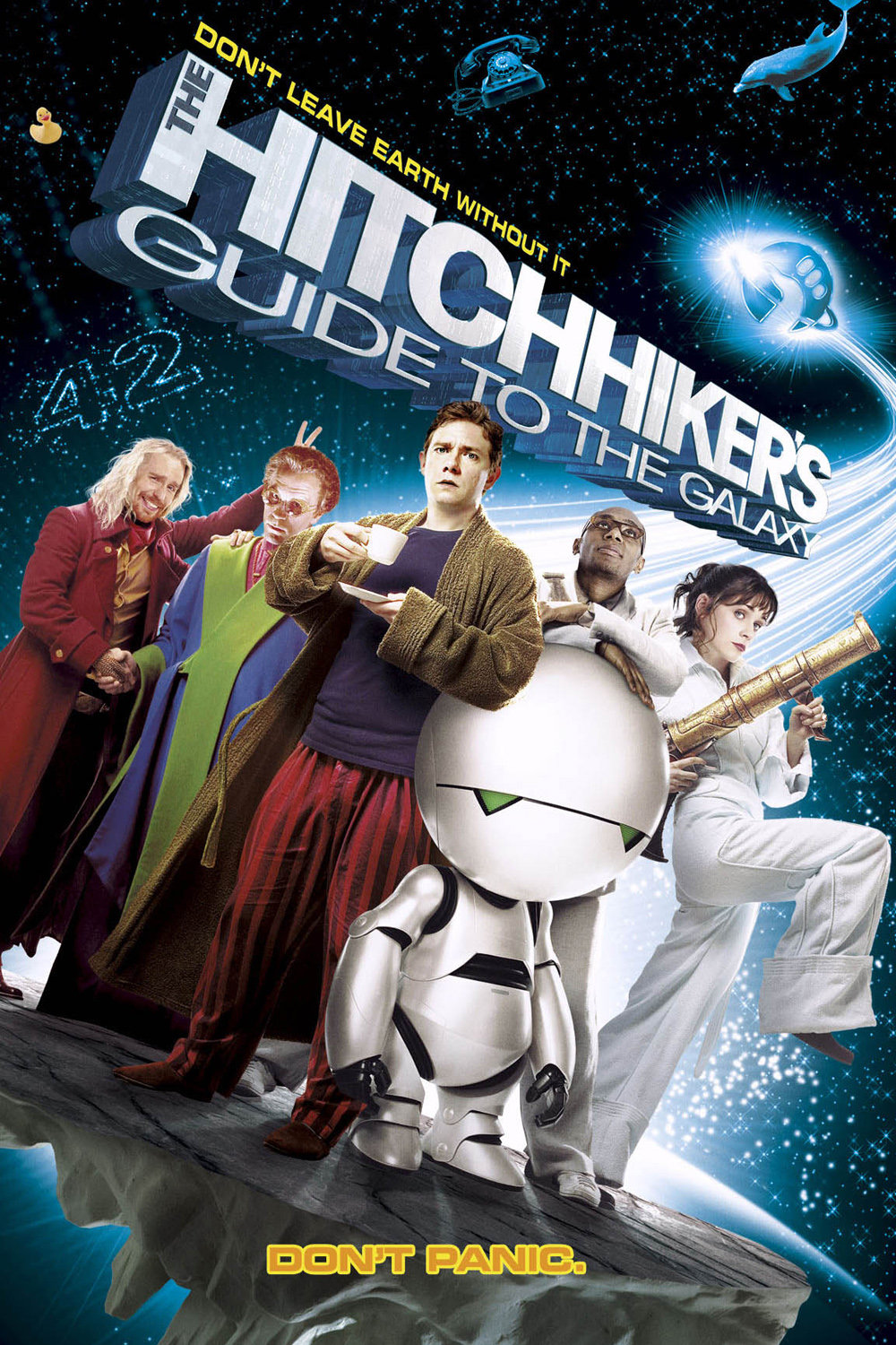 When Books Become Movies: The Hitchhiker's Guide to the Galaxy