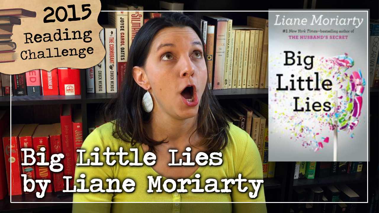 BookTube Video: Big Little Lies by Liane Moriarty