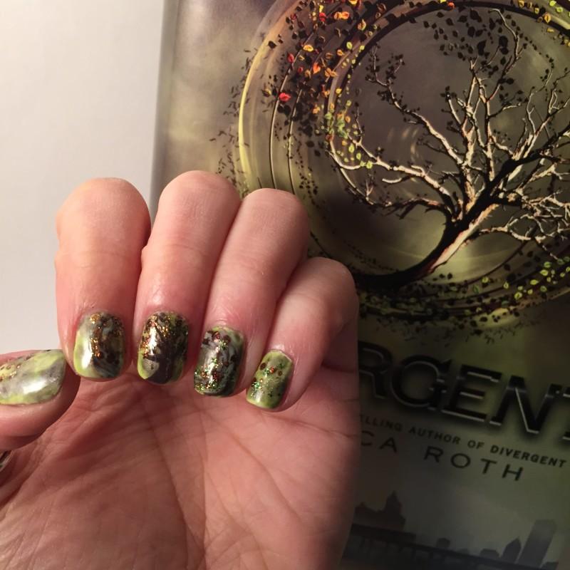 Insurgent Nail Art