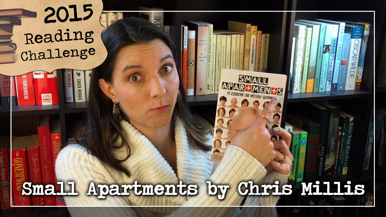 BookTube Video: Small Apartments by Chris Millis