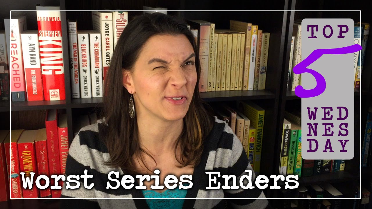 Top 5 Wednesday: Worst Series Enders