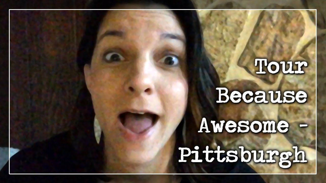 BookTube Video:  Tour Because Awesome