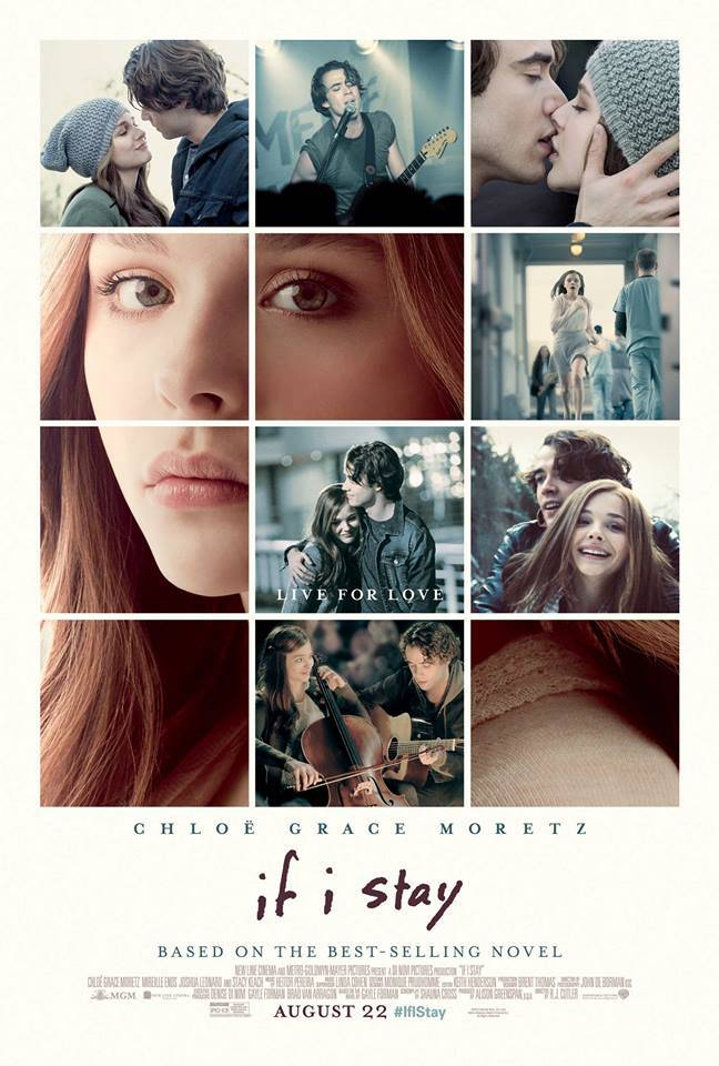 When Books Become Movies: If I Stay