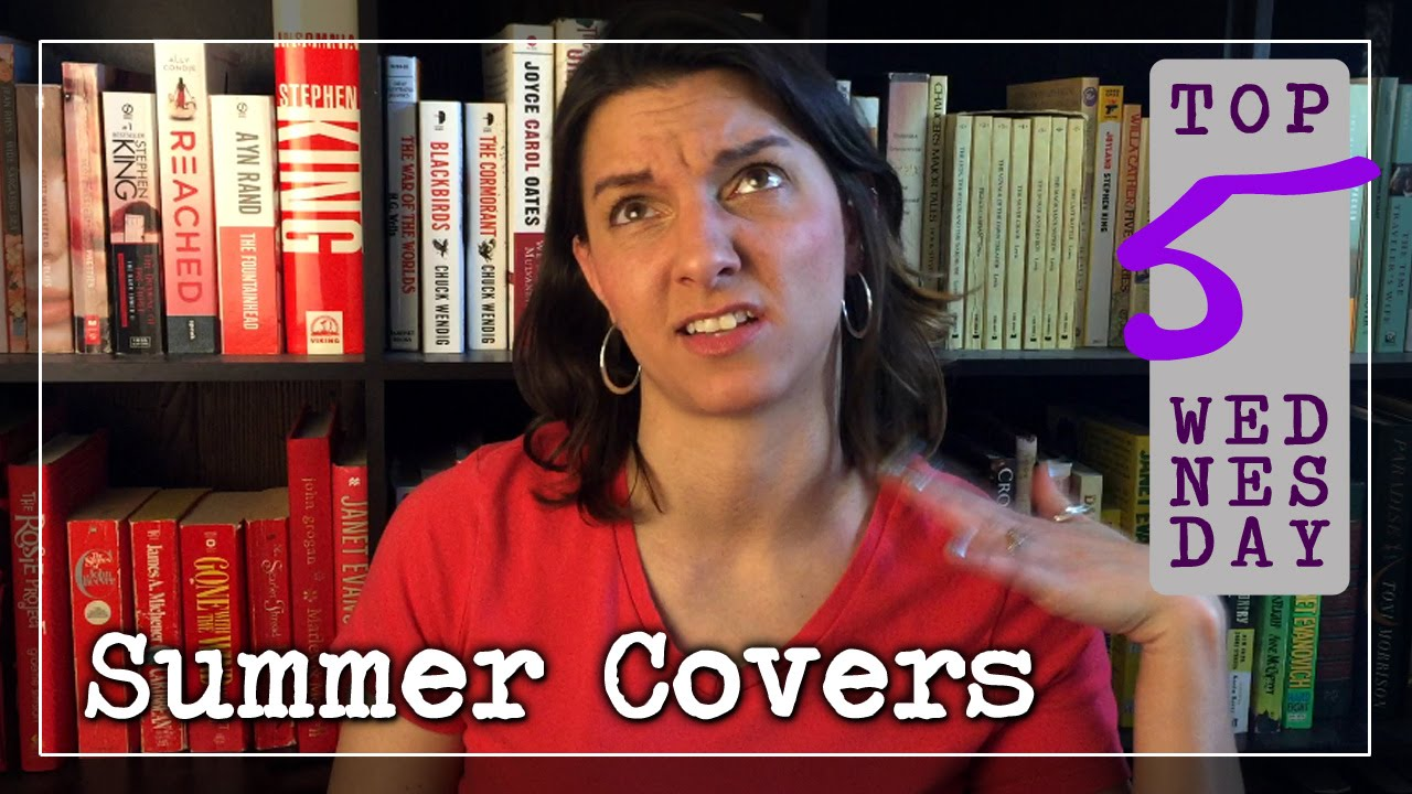Top 5 Wednesday: Summer Covers