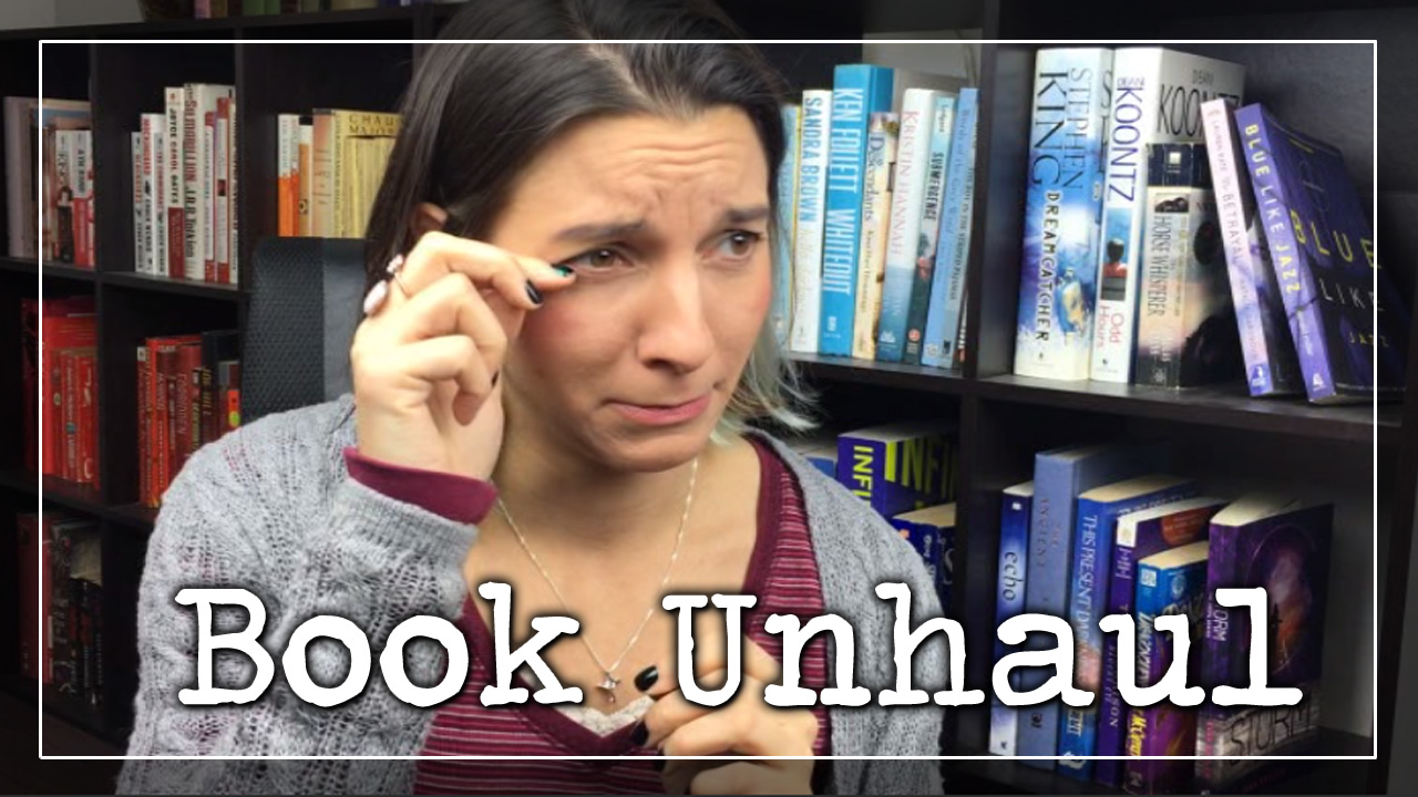BookTube Video:  Book Unhaul